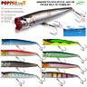 MOLIX By JACK FIN Ultimate Topwater Lure POPPER 130T