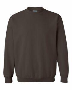 Gildan Heavy Blend Crewneck Sweatshirt 18000 S-3XL NEW 50/50 cotton polyester