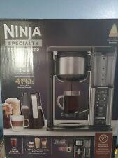 Ninja CM400 Specialty Coffee Maker with Glass Carafe - 6 brew sizes 4 brew style