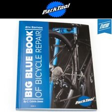 Park Tool Big Blue Book of Bicycle Repair by Calvin Jones Bbb-4 4th Edition New