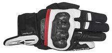 Sport Touren Guanti Alpinestars Rage Drystar tg. M Colore: nero/rosso/bianco
