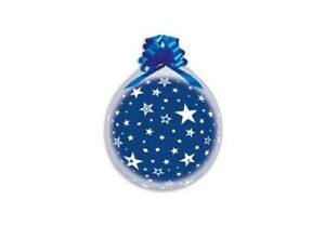 "50 Gemar 18"" Clear Stuffing Balloons Large Little Stars like qualatex sempertex"