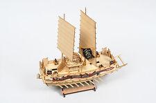 Panok Ship Junior Wooden Model Construction Kit 3D Woodcraft by YongModeler
