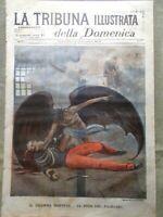 La Tribuna Illustrata 11 Settembre 1898 Affare Dreyfus Falsario Hopkinson Alpi