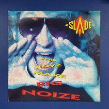SLADE You Boyz Make Big Noize Z40908 Promo LP Vinyl VG++ Cover VG++