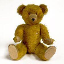 """Antiker Teddybär der Marke """"Petz"""" Anton Kiesewetter Spielwarenfabrik Coburg"""