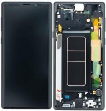 Pantalla LCD Original Samsung N960f Galaxy Note 9 Negro Diapositiva Toque Vidrio