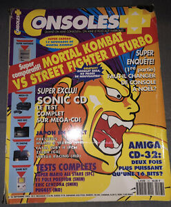 Consoles Plus + Magazine Numero 23 / Septembre 1993