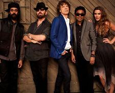 Joss Stone, Mick Jagger, Dave Stewart, Damian Marley & A.R. Rahman photo - G713