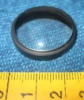 Linse Bi-Konkav Streulinse ca. 28mm Durchmesser 5mm dick von Zeiss