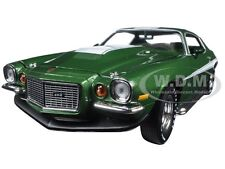 1970 CHEVROLET CAMARO GREEN BALDWIN MOTION LTD 1002pc 1/18 AUTOWORLD AMM1079