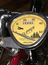 "Bicycle Speedometer Stewart Warner 26"" Schwinn Columbia  2nd  ALL METAL USA"