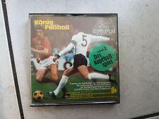 "König Fußball -Super 8mm Film,60 m,color Ton "" Lektion 2 ""Das Kopfballspiel """