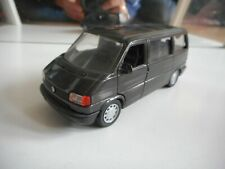Schabak VW Volkswagen Transporter T4 Caravelle in Grey on 1:43