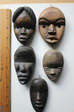 5 Passport African Masks Dan Deangle type