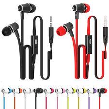 Original Langsdom JM21 3.5MM Stereo Headphones In-Ear Earphones With Mic Bass KF