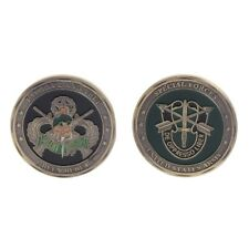 Commemorative Coin Plated Silver US Special Forces Army Souvenir Art Collection