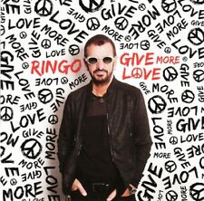 Give More Love by Ringo Starr (CD, Sep-2017, Universal) FREE FAST SHIPPING