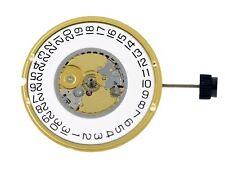 New ETA 955.112 High Cannon Pinion Quartz Watch Movement No Hour Wheel Date 3