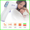 Thermomètre infrarouge frontal sans contact pour adultes et enfants