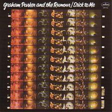 NEW CD Album Graham Parker - Stick to Me (Mini LP Style Card Case)