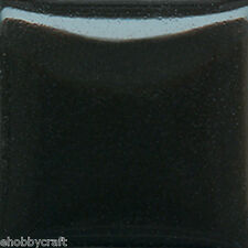 Duncan Envision Glazes - In 1026 - Very Black - 4 Ounce Jar