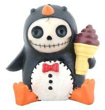 NEW Furrybones Furry Bones Pen Pen Penguin Skull Skeleton Figurine Gift 8139