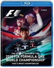 FORMULA ONE 2015 - F1 Season BLU-RAY Review LEWIS HAMILTON - Grand Prix 1 NEW UK