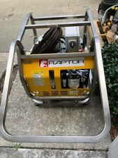 New Raptor E Hydraulic Power Pack With Electric Motor