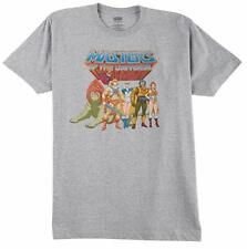 He-Man And The Masters Of The Universe Group Shot Men's T Shirt