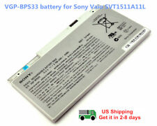 Genuine VGP-BPS33 new battery for Sony Vaio SVT1511A11L SVT15112CXS SVT151190X