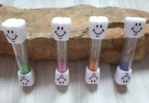 Zahnuhr Kinder Zahnputzuhr Sanduhr Zähne putzen 3 Minuten