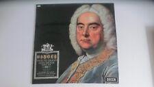 Handel Twelve Grand Concertos Vol 2 Marriner SXL 6370 W/B Decca LP