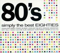 Various Artists : Simply The Best Eighties CD Expertly Refurbished Product