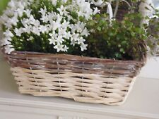 SALE 20 %,Korb, Weidenkorb, Weide * New England * Landhaus French Franske, 30 cm