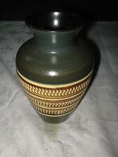Vintage Retro German Dumler & Breidan Sgraffito 181-15  Vase