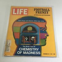 VTG Life Magazine: November 26 1971 - The Brain Part IV: Chemistry of Madness