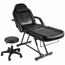 Bareber Massage Bed Chair Beauty Equipment Spa Tattoo Salon Hydraulic Stool