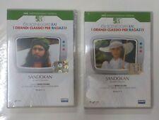 Sandokan DVD 1/2 Completa Grandi Sceneggiati per Ragazzi - COMPRO FUMETTI SHOP