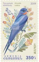 ARMENIA/2019, EUROPA CEPT (BIRDS), MNH