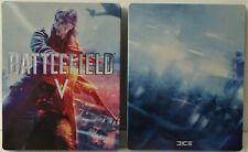 Steelbook Battlefield 5 V Limited PS4 - Steelbook ohne Spiel - Hülle Box