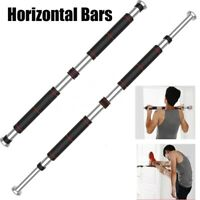 Door Home Exercise Workout Training Gym Bar Chin Up Fitness Pull AU