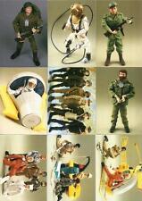 G.I. Joe 30th Salute 1964-1994 Full 90 Card Base Set from Comic Images