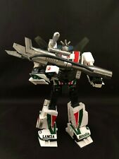 Transformers MP Wheeljack MP20 **Engineer Set/Shock Cannon/G1 Blue Ears Only