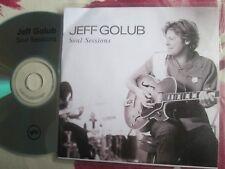 Jeff Golub – Soul Sessions Label: The Verve Music Group Promo CD Album