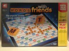 Brand New Sealed Words With Friends With Ultimate Play Pack Zynga Hasbro