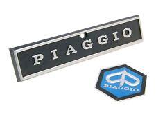 Vespa PX 200 E Lusso VSX1T (83-) Horn Cover Emblem and Badge