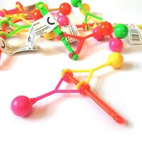 12 x MINI CLICKER CLACKERS FAIR PRIZES TOY BOYS GIRLS BIRTHDAY PARTY BAG FILLERS