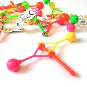 12 x MINI CLICKER CLACKERS TOY BOYS GIRLS FAVOR LOOT BIRTHDAY PARTY BAG FILLERS