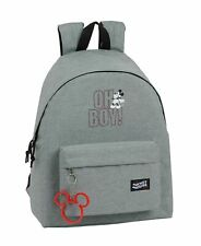 Disney MICKEY MOUSE Rucksack Girls Boys School Bag OH BOY Backpack 42cm OFFICIAL